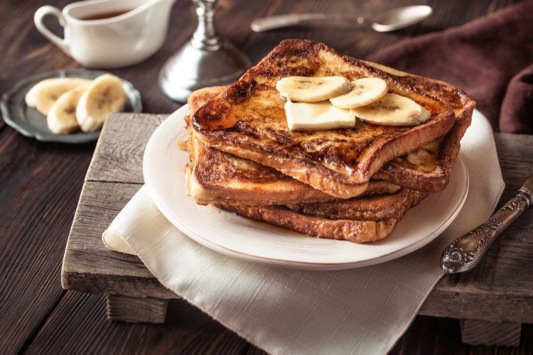 Cannabis French Toast