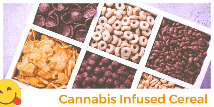 How to make cannabis cereal