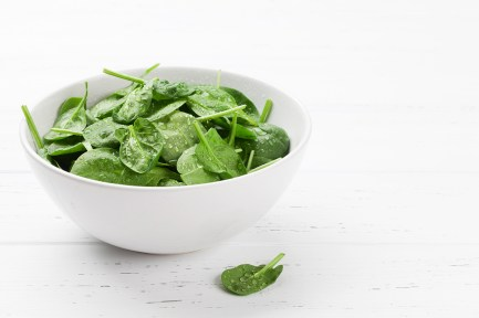 The Surprising Health Benefits of Spinach!