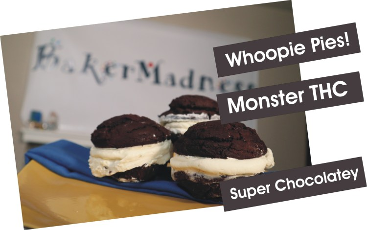 Cannabis Infused Whoopie Pies Recipe