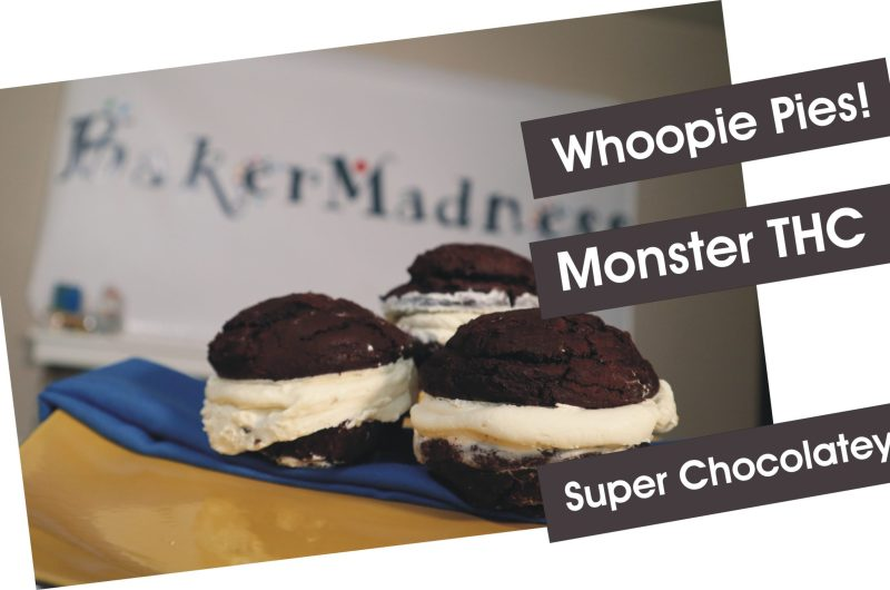 Cannabis Infused Whoopie Pies