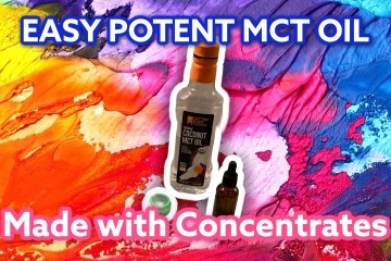 Easy Potent Organic MCT Oil