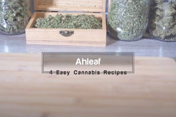 Ahleaf - 4 Recipes