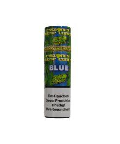 Cyclones-Hemp-Cones-blue-RAW-Paper