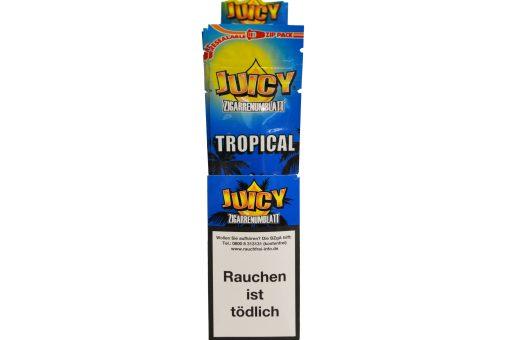 Juicy-Jay-Zigarrenumblatt-Tropical-RAW-Paper