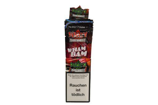 Juicy-Jay-Zigarrenumblatt-Wham-Bam-RAW-Paper