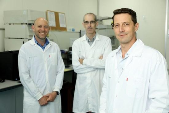 Die Gründer von Panaxia: Assi Rotbart, Dr. Dadi Segal, Dr. Eran Goldberg. Bildquelle: Panaxia