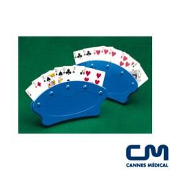 support de cartes jeu
