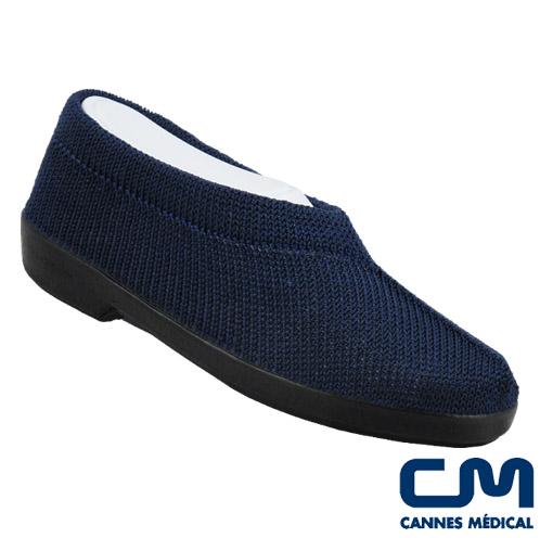 ballerine mailla marine chaussure