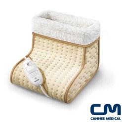 chauffe pieds cannes médical