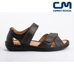 sandales homme brelan profil