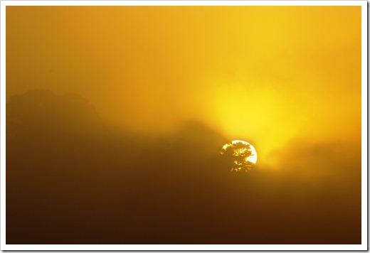 Kilsyth Sunrise