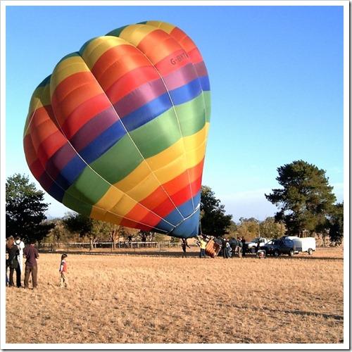 Mansfield 2004 Balloon