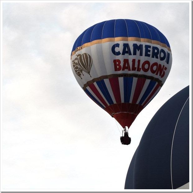 Cameron Balloons - G-CDJX