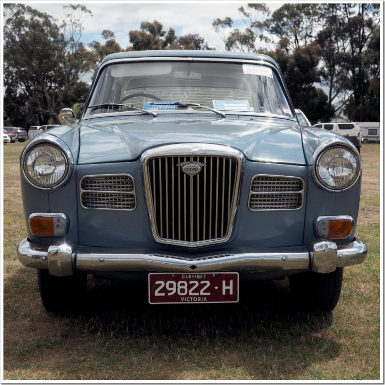 Wolseley 24-80 Head On