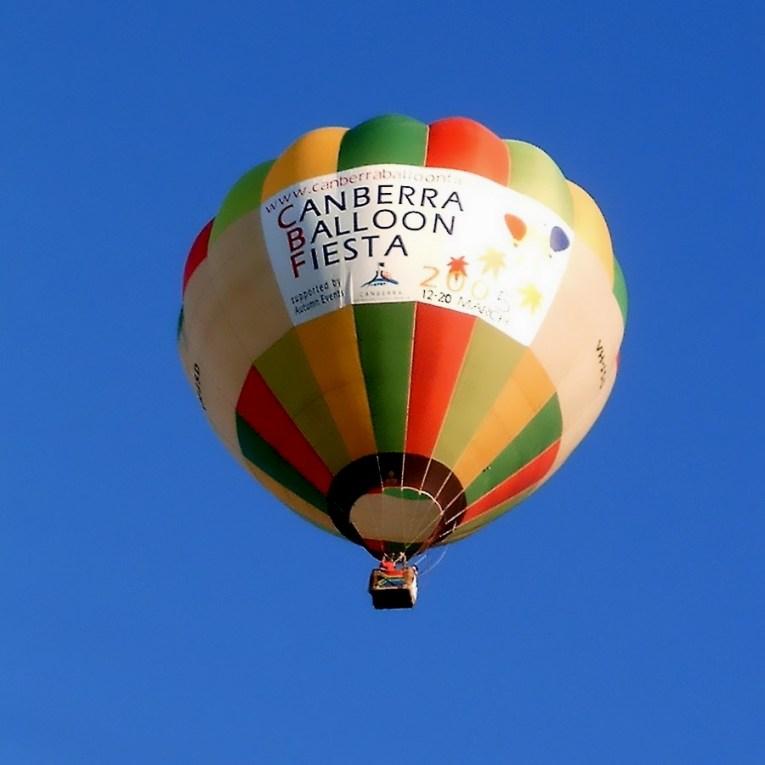 Canberra Balloon Fiesta 2005 - VH-JSD