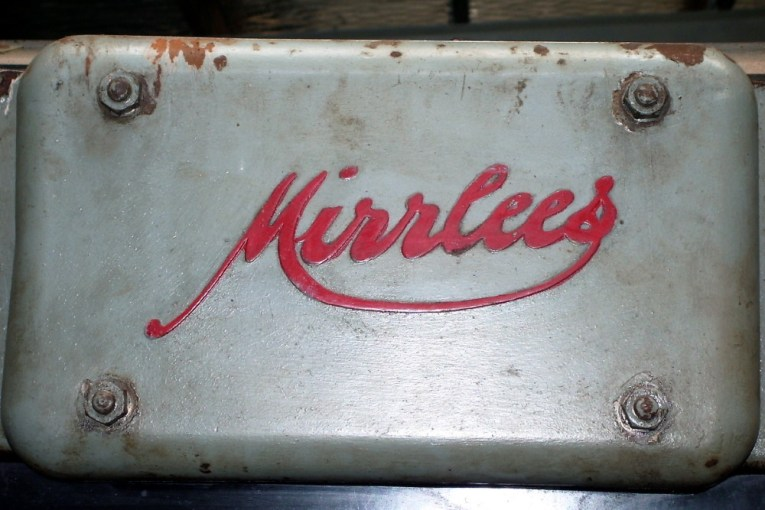 Mirrlees Engine Logo