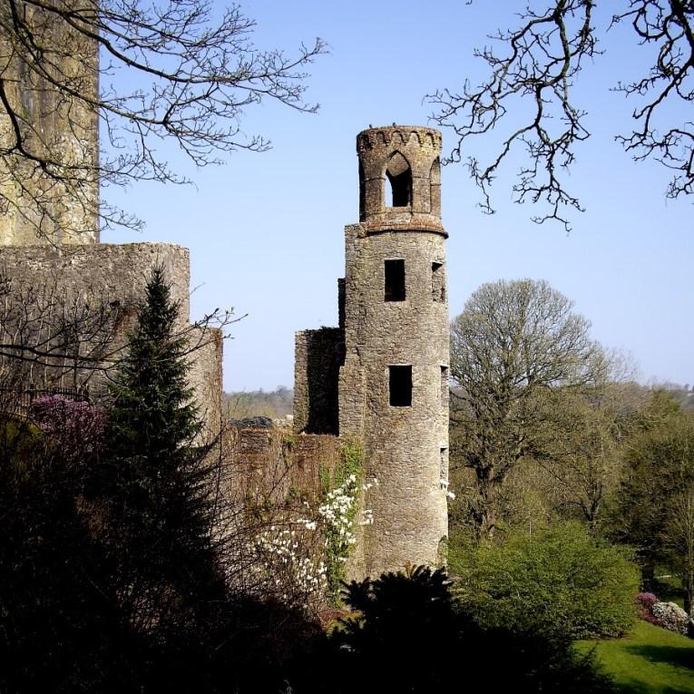 Blarney Castle - The Court