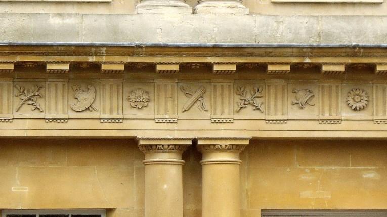 Royal Crescent Detail