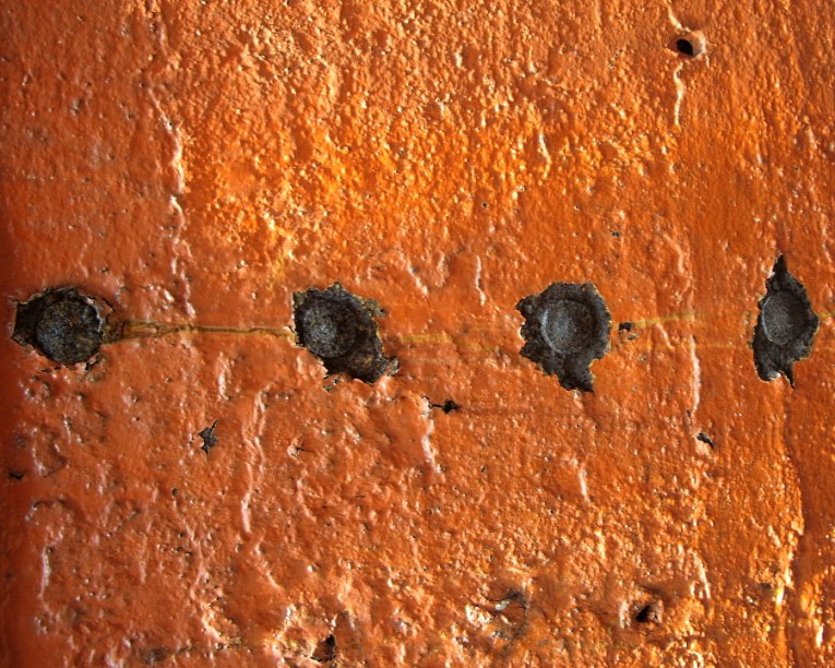 SS Great Britain - Rivets