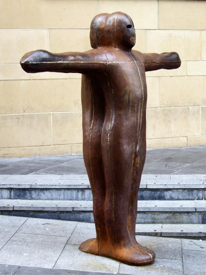 Sculpture for Derry Walls