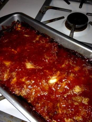 BBQ meatloaf 2