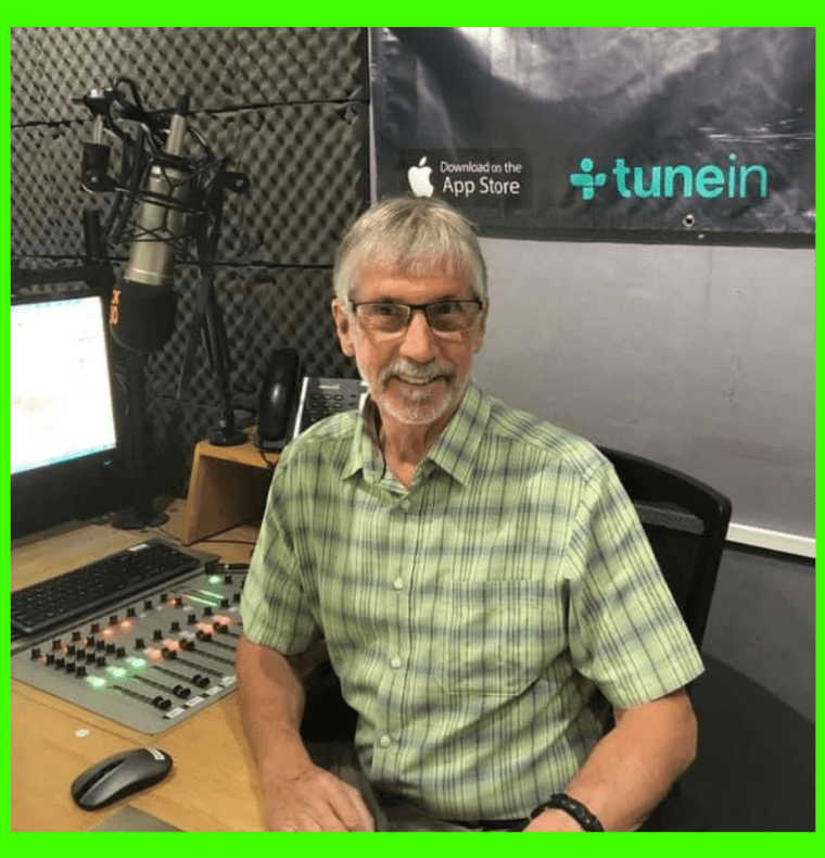 Jim Wall - Cannock Chase Radio