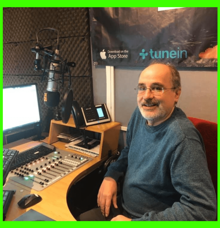 Trev French - Cannock Chase Radio