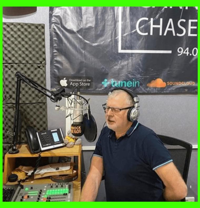 Steve Hopley - Cannock Chase Radio