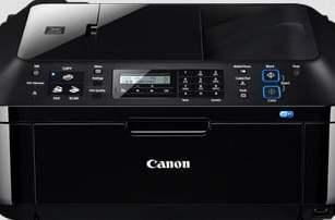 Canon Pixma MX410 Wireless Setup