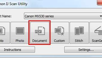 download ij scan utility canon mp280