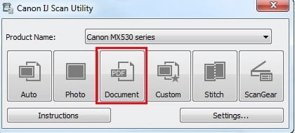 Canon IJ Scan Utility Cannot Communicate With Scanner | Cannon Drivers