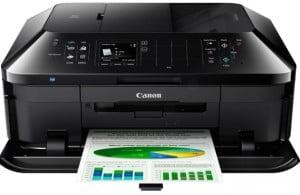 Canon MX920 Won't Print Wirelessly