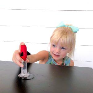 Micro Rocket Launch