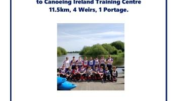Junior Liffey Descent -18th May 2019 | | Canoeing Ireland