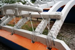 Lashings on the canoe Jitdam Kapeel 073