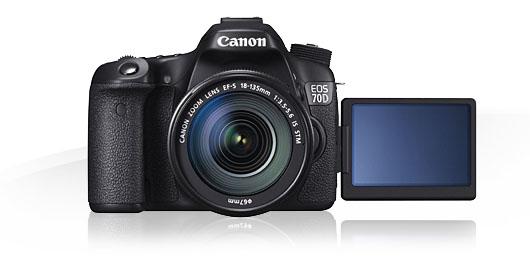 Canon EOS 70D hARRY Clicks