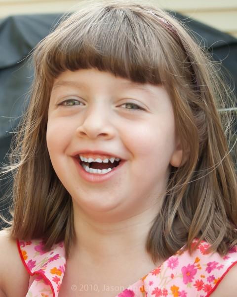 A Girl's Smile