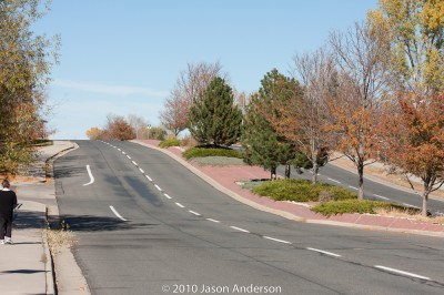 70mm Roadway