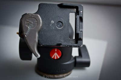 Quick Release Plate Receiver
