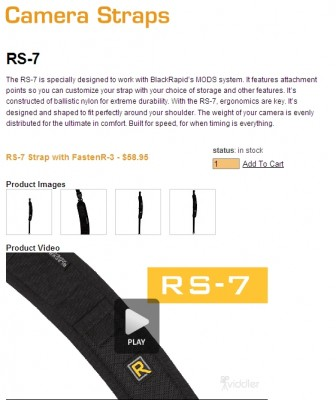 Black Rapid RS-7