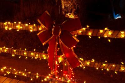 Christmas Lights at Chatfield 2