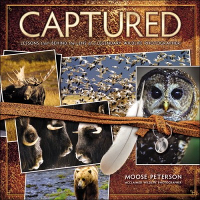 Captured, by Moose Peterson