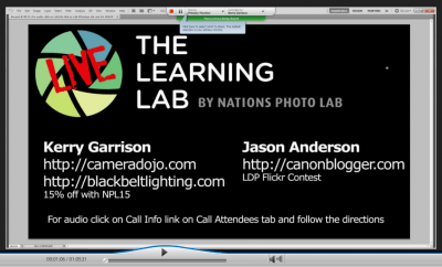 Live Learning Lab