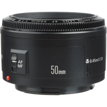 Canon Mount 50mm 1.4