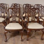 Mahogany George II Dining Chairs
