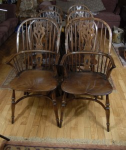 Quinta Windsor Dining Chairs