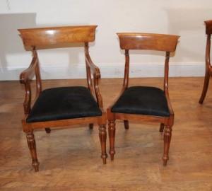 Орех Regency Кресла Стулья для столовой