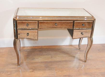 Gespiegelte Desk Bureau Plat Writing