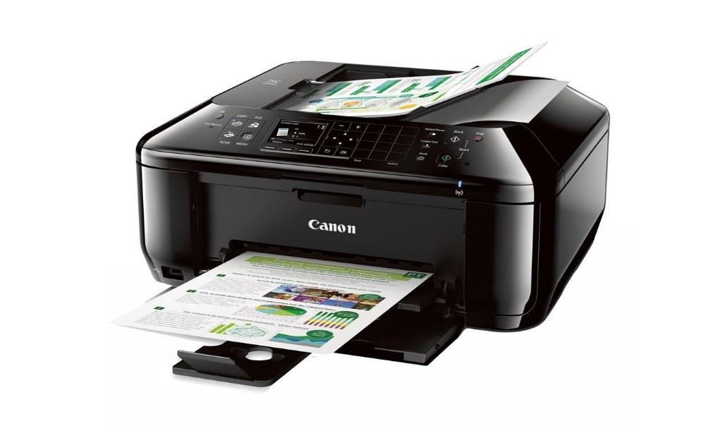 Canon PIXMA MP450 CUPS Printer 64 BIT